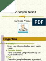 8.Komunikasi Massa