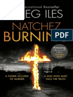 Natchez Burning, by Greg Iles - Extract