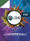 Proposal Sponsorship E-TIME 2014