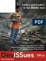 problems and conflicts in the middle east