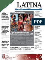 Voz Latina - Edición 3