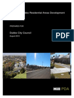 Review_Dubbo_Residential_Areas_Development_Strategy