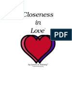 Closeness in Love