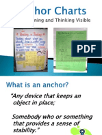 What is an Anchor Chart PPT