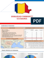 Romanian Commodity Exchange