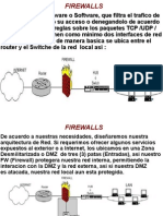 Firewalls Iptables