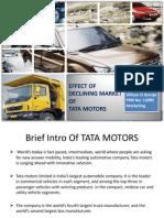 research paper on tata motors