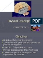 For Student Physical and Brain Development