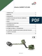 849113 an 01 Fr Gti 2500 Pro Package Metallsuchgeraet