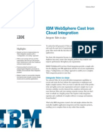 IBM WebSphere Cast Iron for Taleo