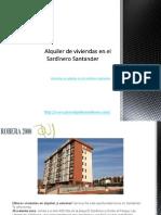 Vivienda en Alquiler Sardinero Santander