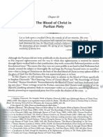 Puritan Theology - Blood of Christ