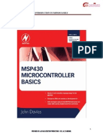 Introduction to Msp430 Family