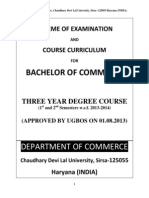 B. Com. 1st and 2nd Semesters w.e.f. 2013-2014 (1)