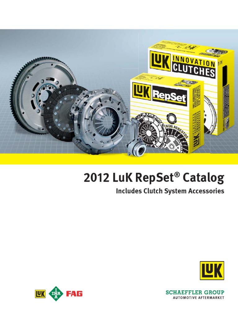 LuK 06-028 Clutch Kit