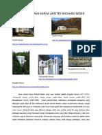 Analisis 5 Rumah Karya Arsitek Richard Meier