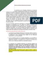 Analisis Hermeneutico Preambulo de Constitucion Bolivariana de Venezuela