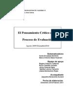 Informe tecnico FyA 13