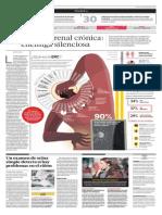 Enfermedad renal crónica, enemiga silenciosa