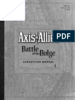 Axis & Allies - Battle of the Bulge