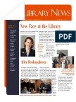 Library News March 2014