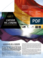 Festival Raisons d'agir 2014, Poitiers, France