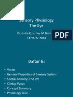 Sensory Physiology the Eye