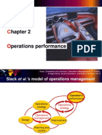 Lesson 2 Operations Performance