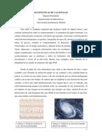 Matemáticas de las señales Fourier