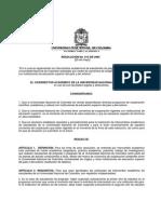 2005 Resolucin 013 de Vicerrectora Acadmica