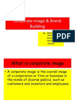 Corporate Identity & Brand Building