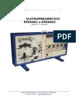 Procedimento para laboratório  KIT Eletropneumático EPZ0001 e EPZ0002