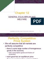 Slides on general equilibrium mathematics in economics