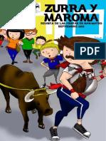 Zurra y Maroma 2013