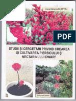 Liana Dumitru - Studii Si Cercetari Privind Crearea Si Cultivarea Piersicului Si Nectarinului Dwarf