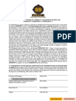 Airsoft Liability Release Form 2