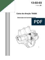Caixa de Direçao TAS 85 - Funcionamento