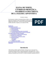 ELENA DE WHITE, SU AUTORIDAD PROFETICA, EL DESARROLLO DOCTRINAL IGLESIA ADV.pdf