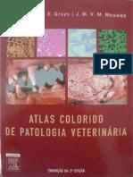 Atlas colorido de patologia veterinária