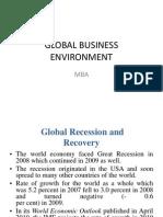 1. Global Business Env.