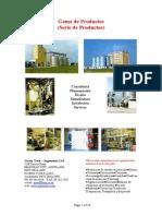 GRAIN TECH Equipos Para Plantas Industriales