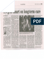 Tennessean Editorial on TennCare CHOICES Program
