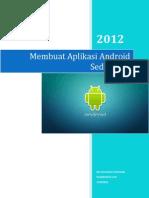 Membuat Aplikasi Android Sederhana