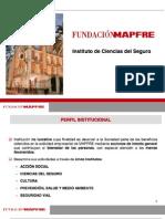 Avance_Presentacion FM ICS_Julio 2013_Maria Jose Albert_Fundacion Mapfre