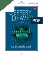 EbLa Estancia Azul - Jeffery Deaver