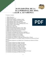 Biblioteca Español de Willie Alvarenga