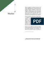 j. Gresham Machen - El Hombre (Antropologia)
