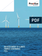 Assessment of climate finance-Peru 2013
