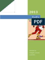 Fedex Term Paper