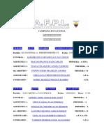 DESIGNACIÓN DE ÁRBITROS.  ETAPA Primera FECHA Novena..docx